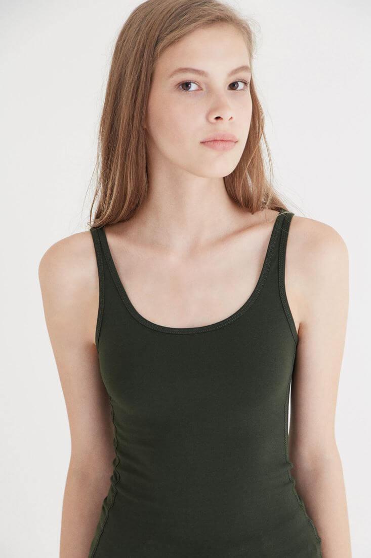 Bayan Yeşil Atlet
