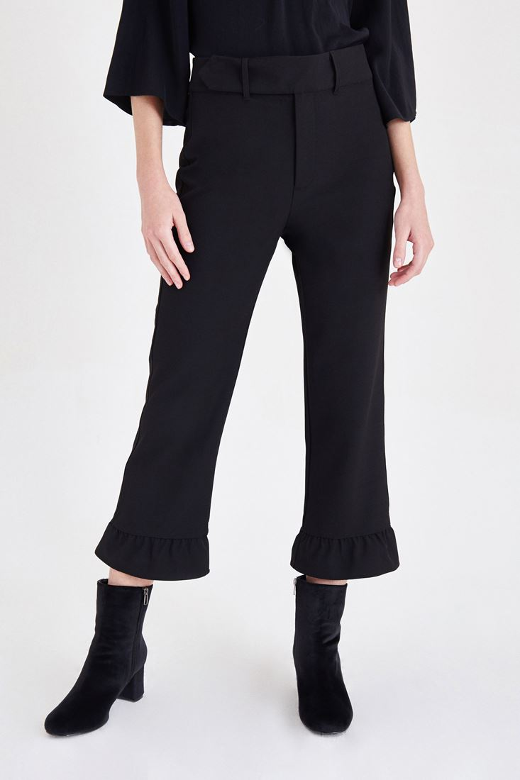 Fırfırlı Pantolon
