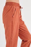 Bayan Turuncu Havuç Pantolon