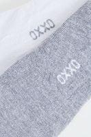 Bayan Beyaz Babet Çorabı