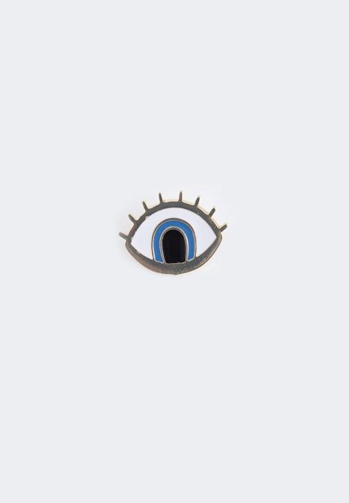 Mavi Göz Rozet