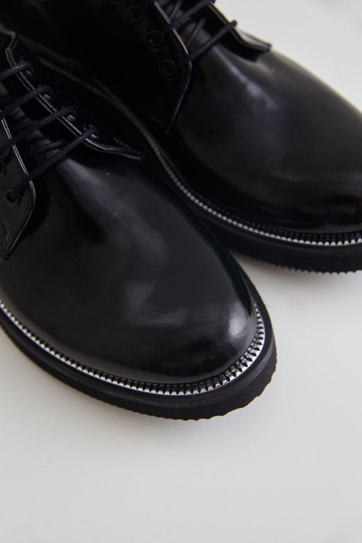 Parlak Kolej Ayakkabısı