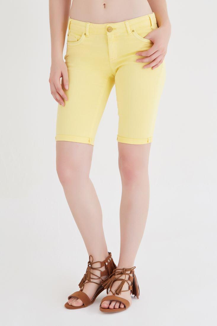 Bayan Sarı Capri