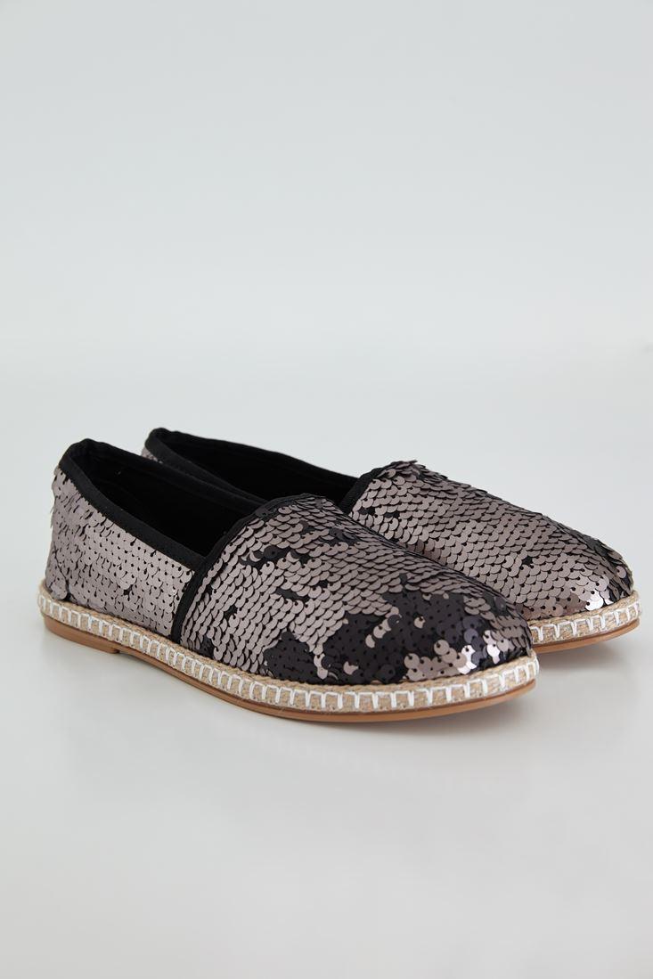 Pullu Düz Ayakkabı