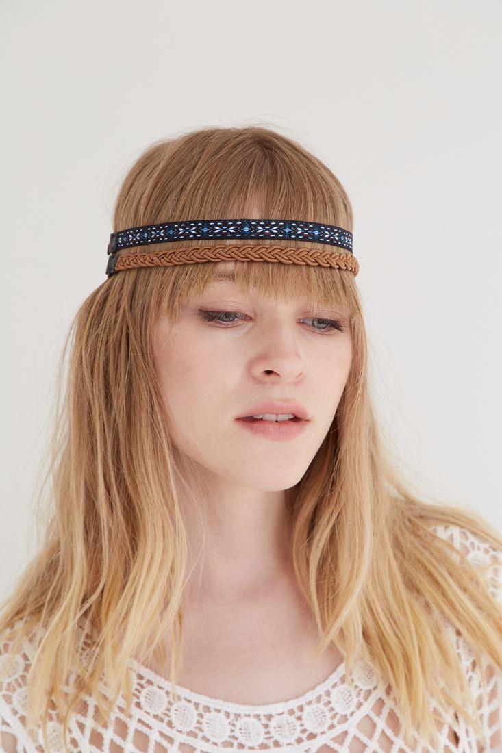 Blue Hair Band