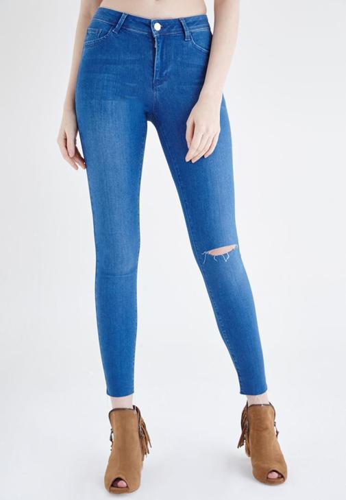 Mavi Normal Bel Skinny Pantolon