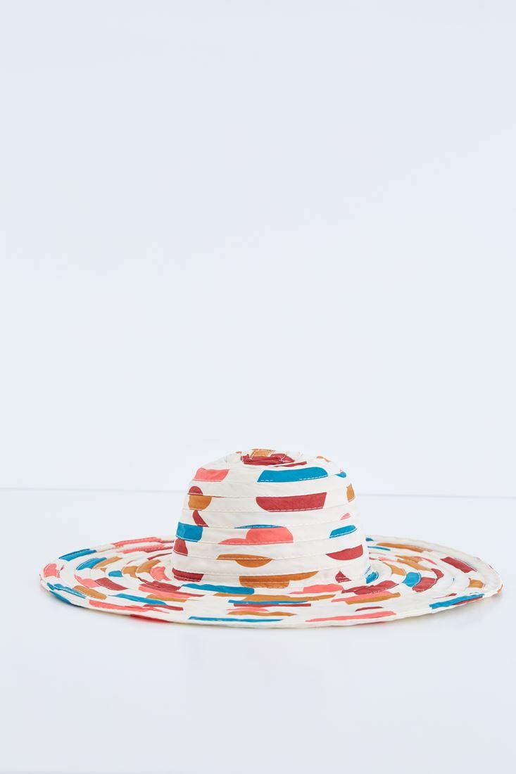 Bayan Mavi Retro Şapka