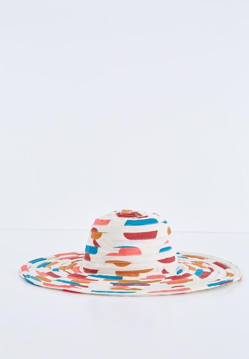 Mavi Retro Şapka