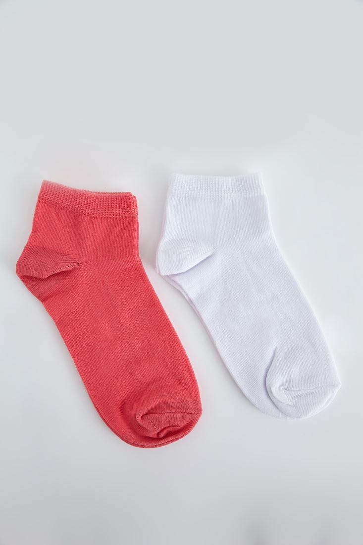 Bayan Pembe Spor Ayakkabı Çorabı