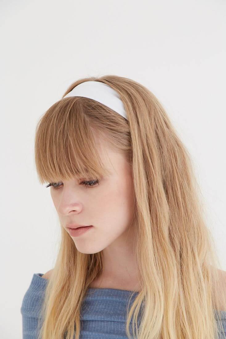 Beyaz Saç Bandı