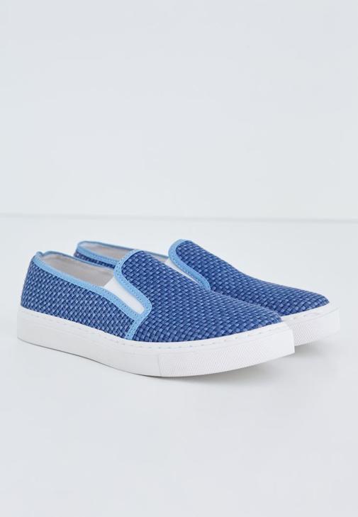 Mavi Spor Ayakkabı
