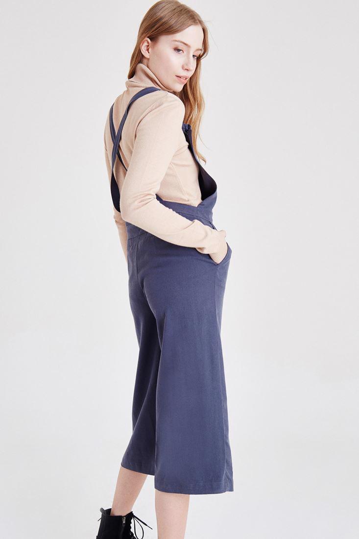 Women Grey Overall