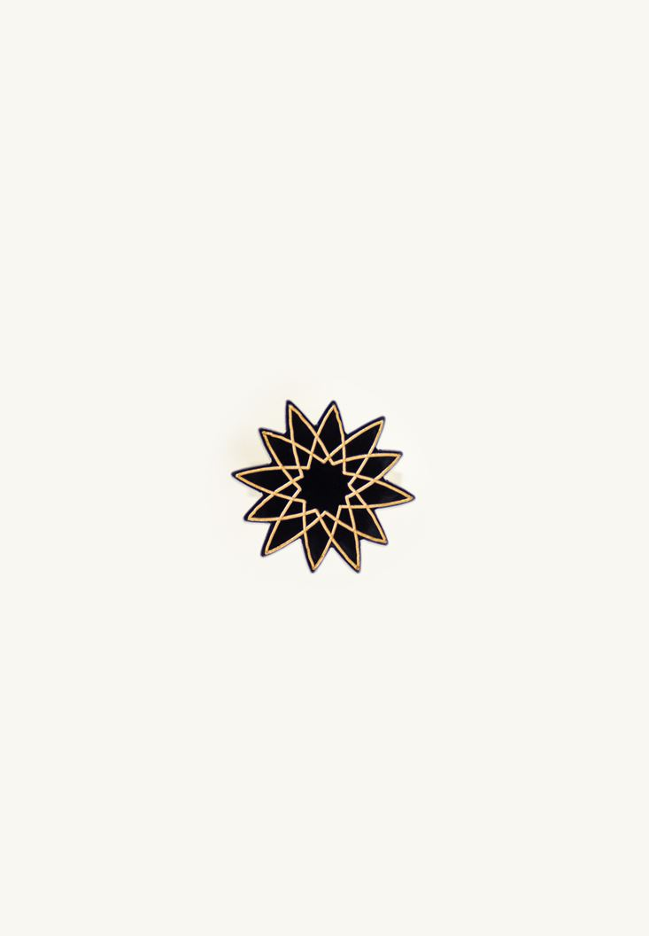Mixed Flower Ring