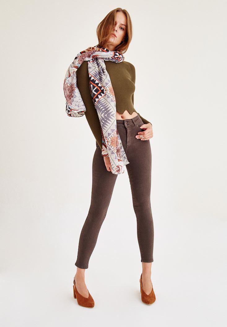 Zigzag Detailed Knitwear