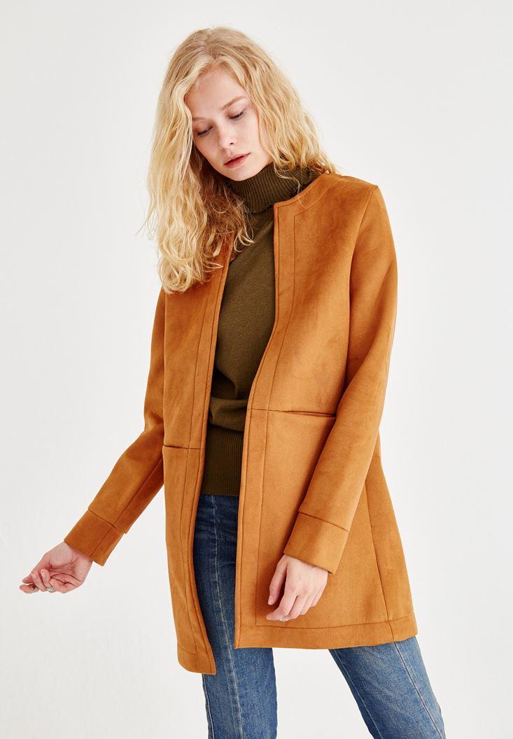 Dikiş Detaylı Ceket