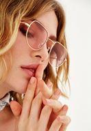 Bayan Pembe Güneş Gözlüğü