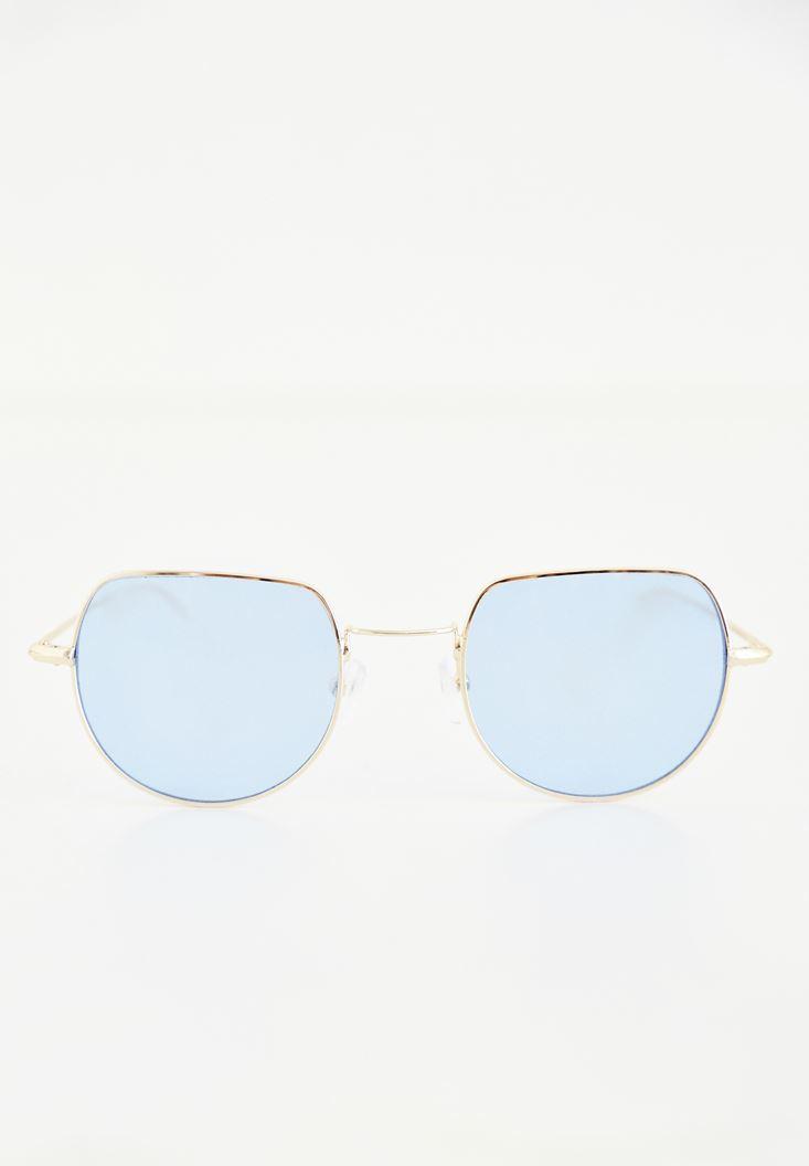 Mavi Güneş Gözlüğü
