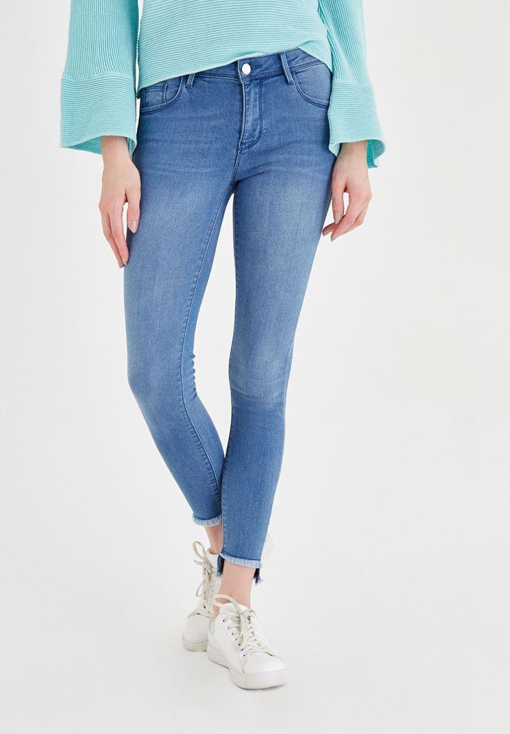 Mavi Normal Bel Skinny Jean