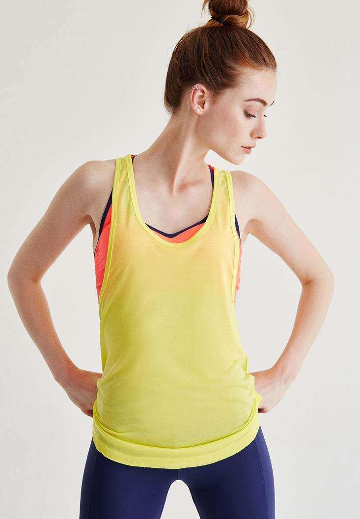 Bayan Sarı Spor Atlet