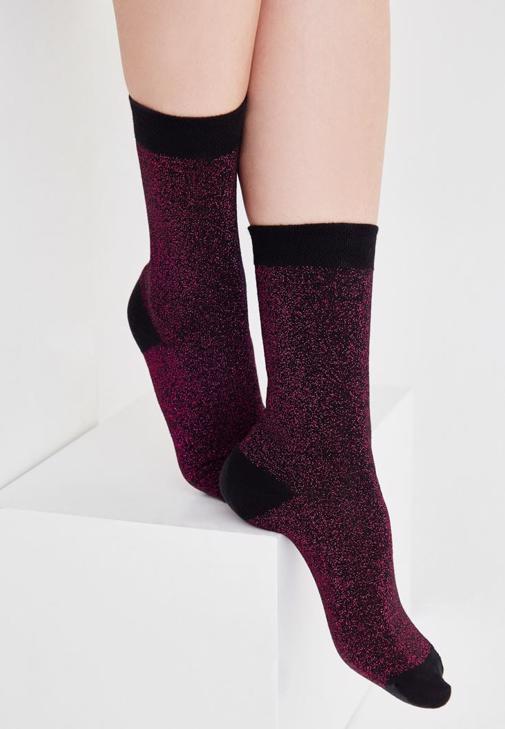 Simli Çorap