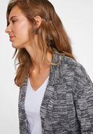 Bayan Çok Renkli Uzun Kollu Pamuk Ceket