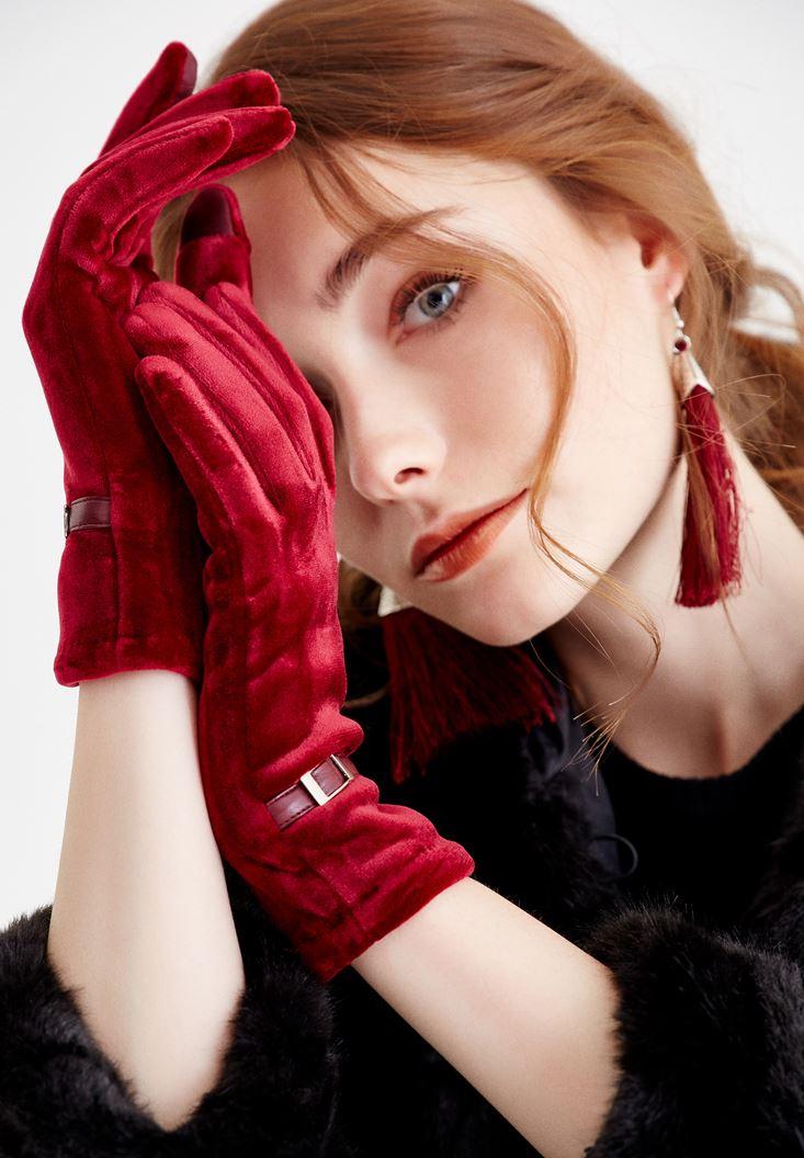 Bordeaux Velvet Glove