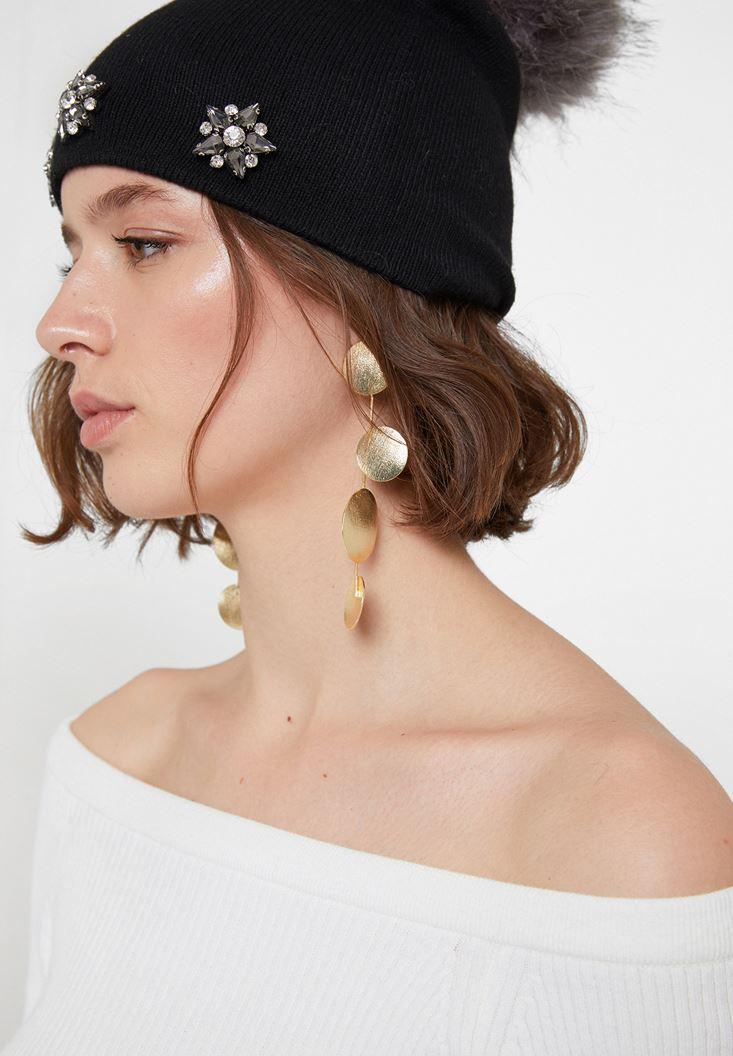 Mixed Dangle Earrings