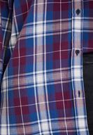 Women Mixed Check Shirt with Details