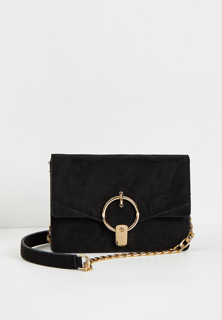 Bag with Ring Buckle