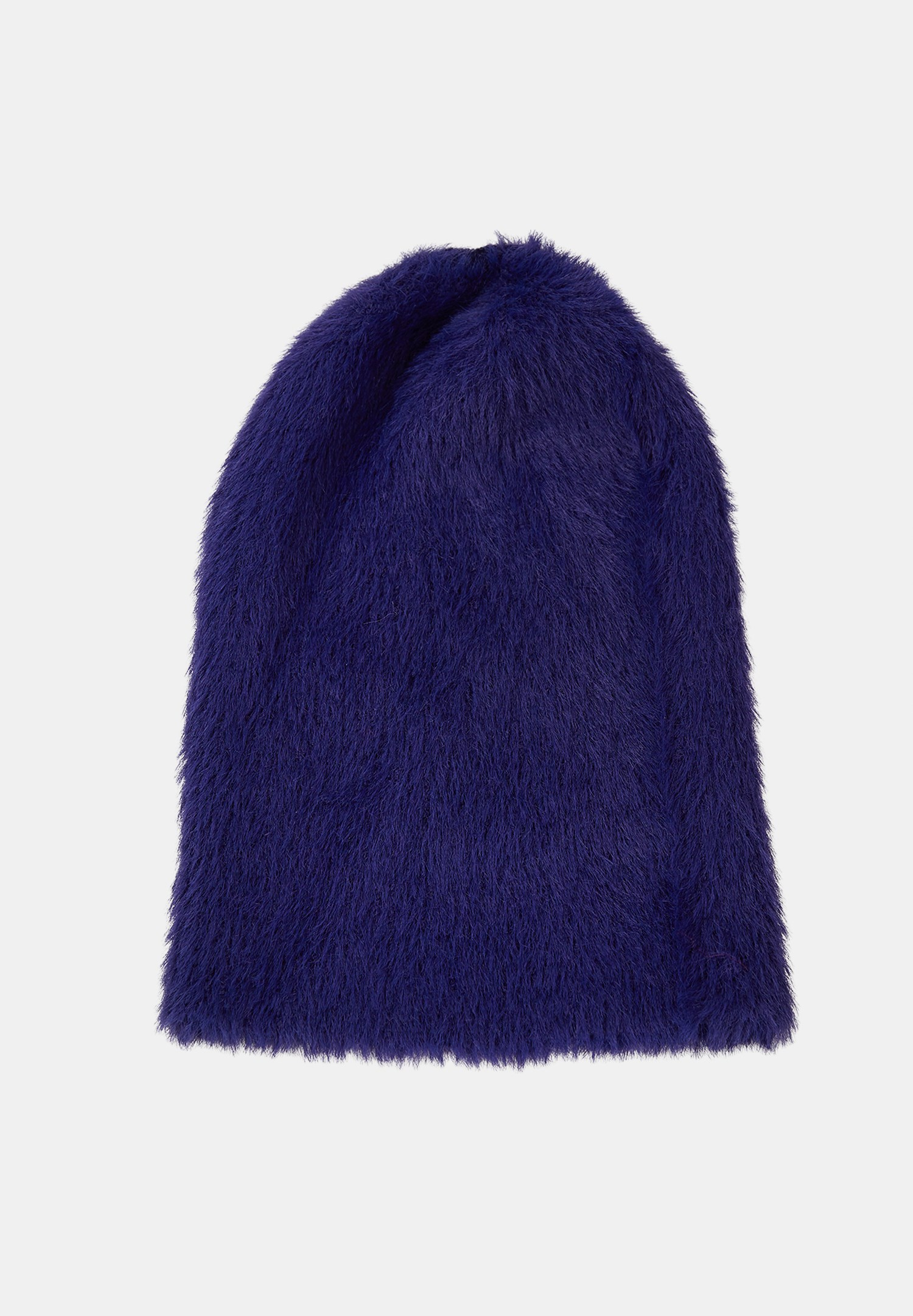 Women Navy Beanie with Details