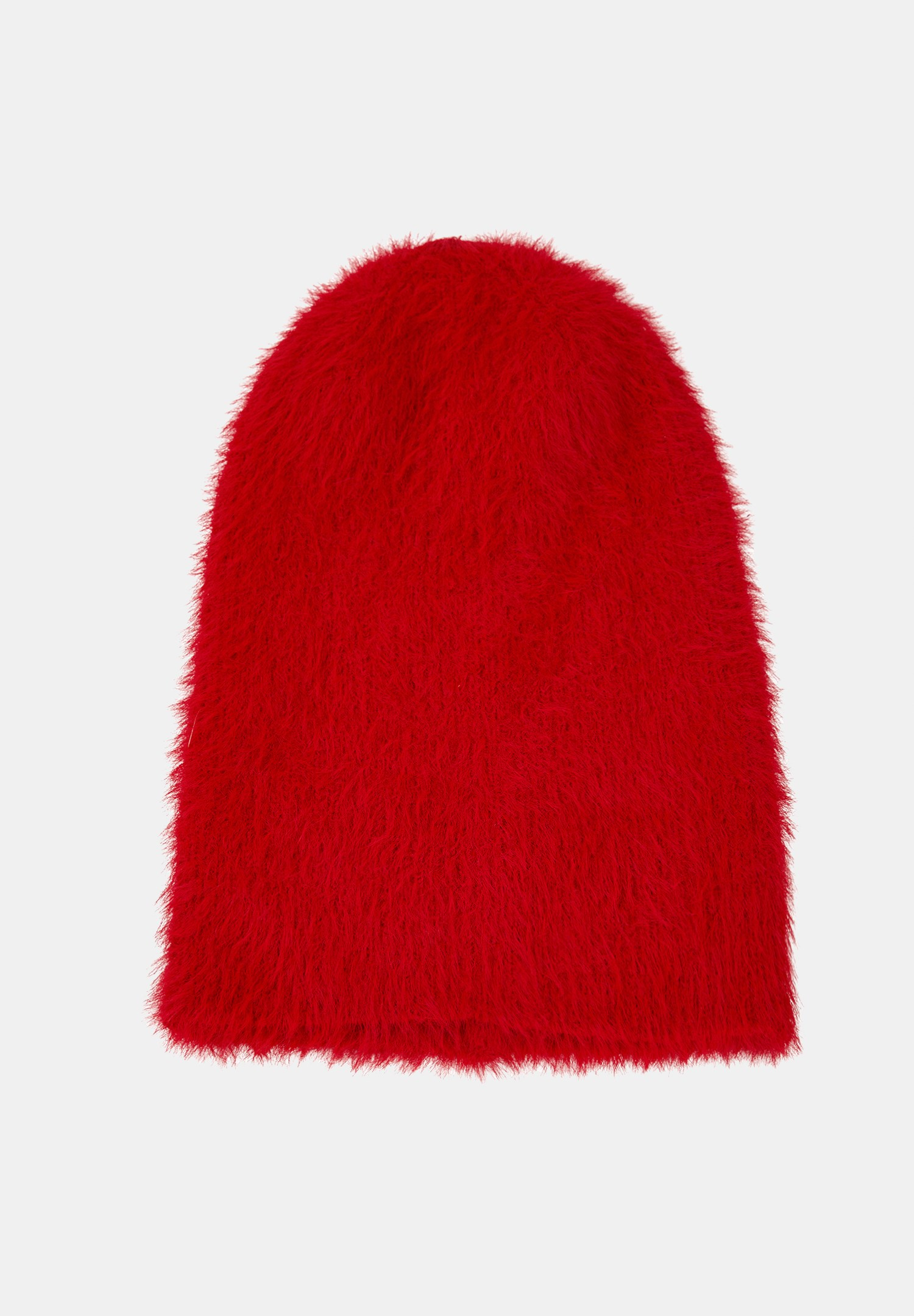 Women Red Beanie with Details
