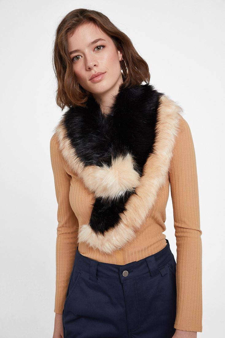 Fur Long Neck
