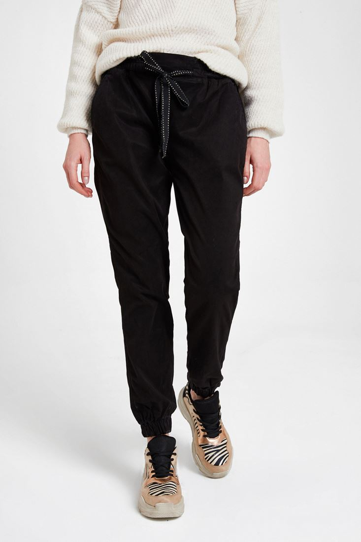 Jogger with Elasticated Waist
