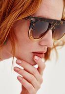 Bayan Çok Renkli Güneş Gözlüğü
