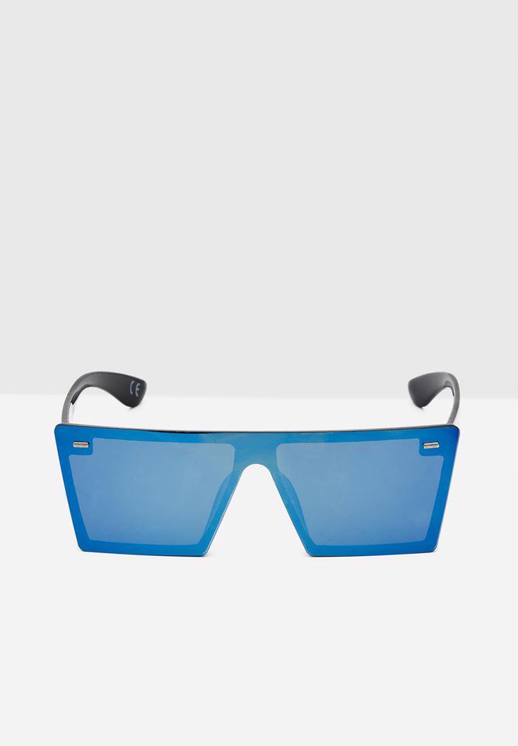 Bayan Mavi Çerçevesiz Gözlük