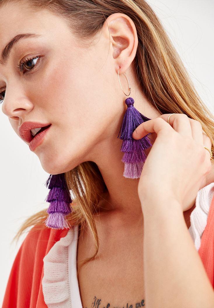 Mixed Degrade Earrings