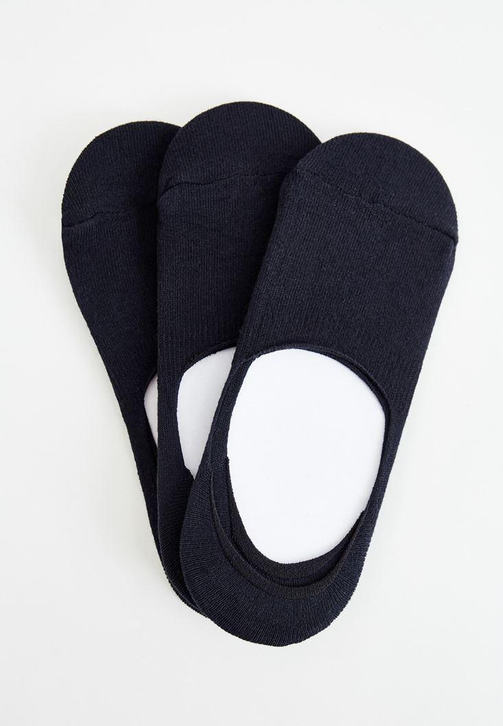 Black Babette Socks