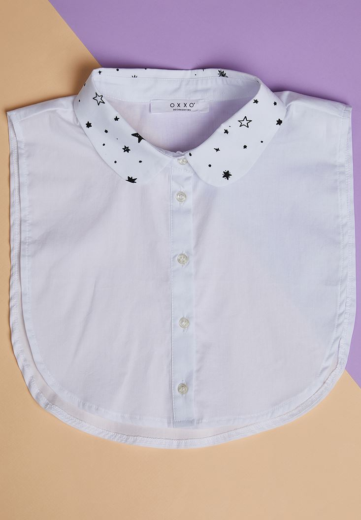 Mixed Shirt with Stars