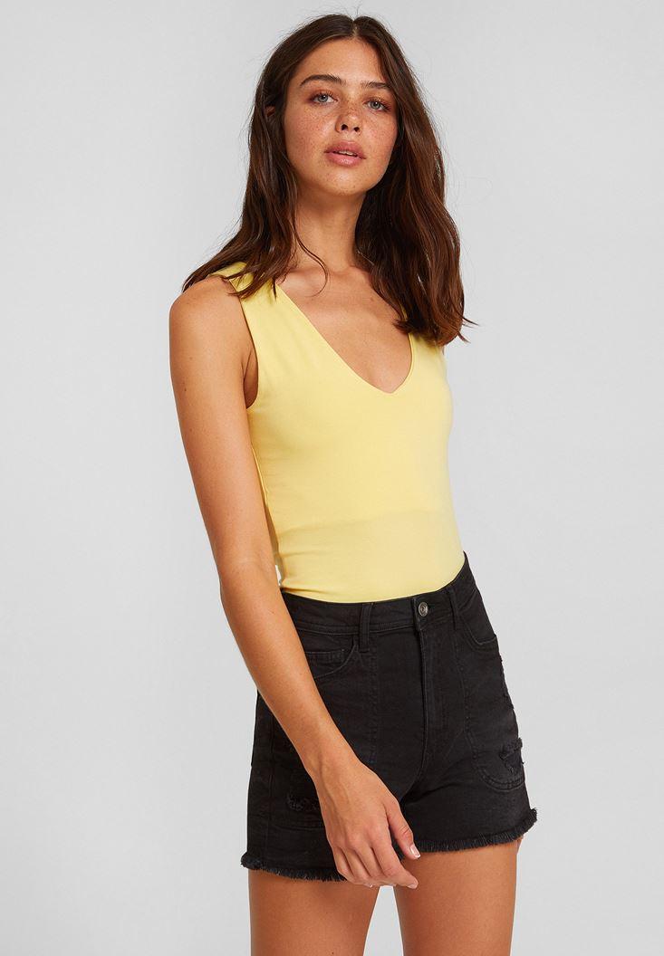 Yellow Tank-Top