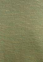 Bayan Yeşil Düşük Omuz Uzun Kollu Triko