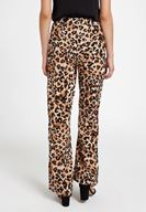Women Mixed Leopard Patterned Patns
