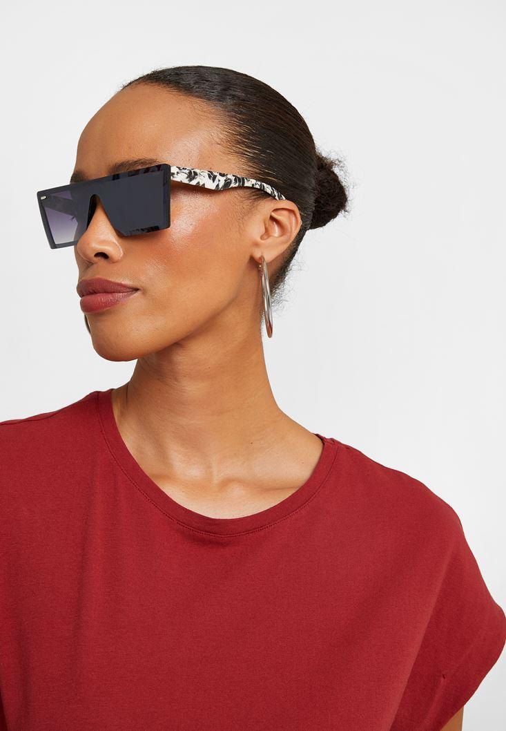 Kahverengi Güneş Gözlüğü