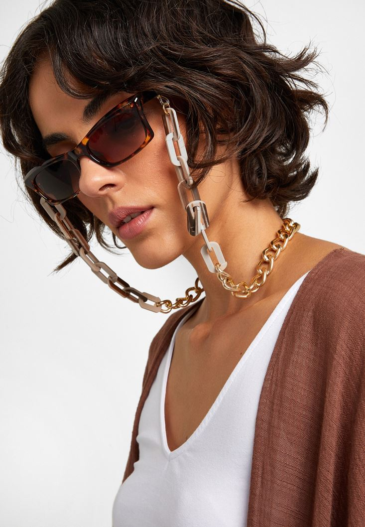 Mixed Sunglasses Chain