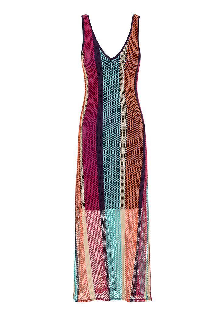 Uzun File Elbise