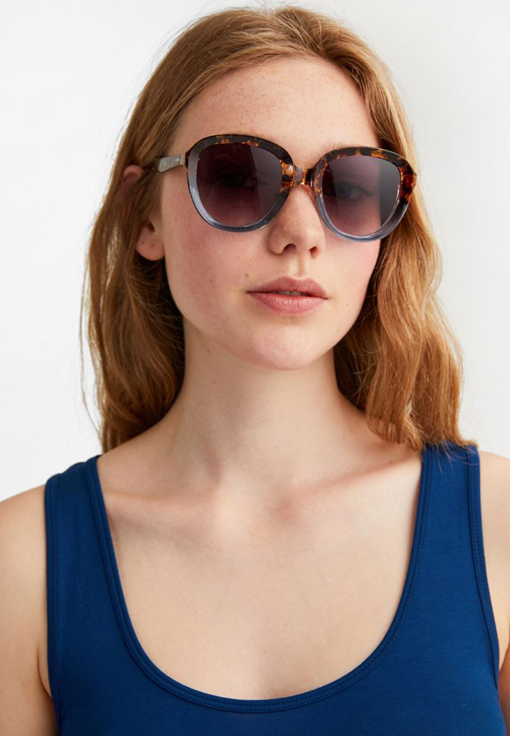 Mixed Tortoiseshell Sunglasses