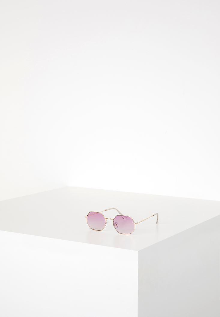 Pembe Güneş Gözlüğü