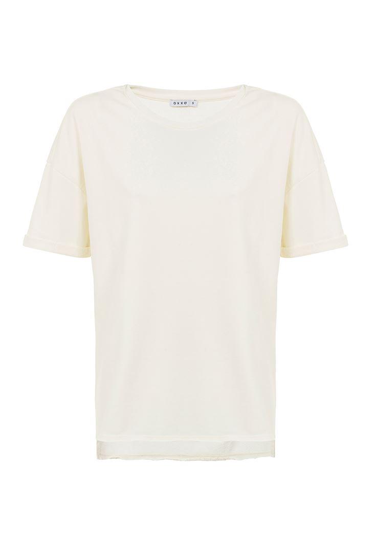 Oversize Sweat T-Shirt