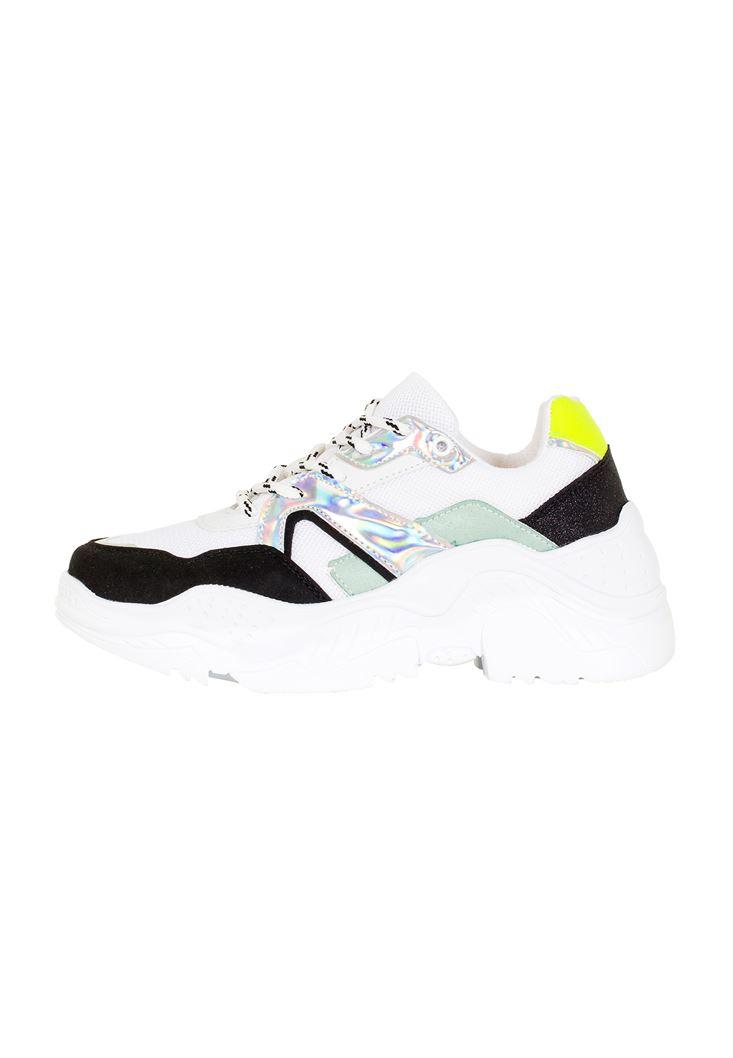 Kalın Tabanlı Sneaker