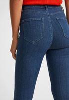 Women Blue High-Rise Skinny Jeans